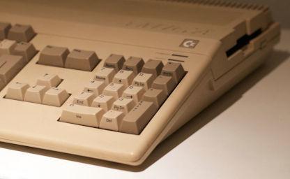 Exploring the Amiga - Part 1 - The Digital Cat