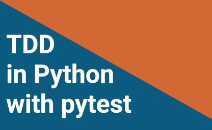 TDD in Python with pytest (playlist)